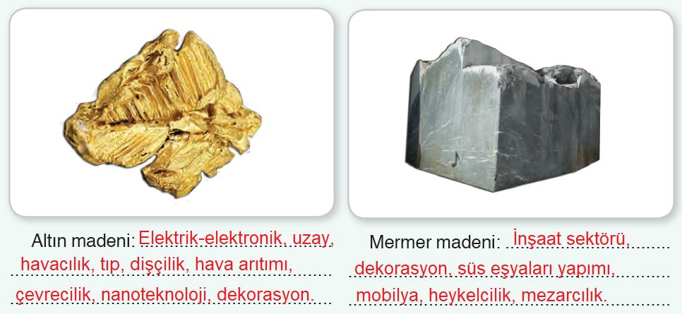 altın mermer kullanım alanları