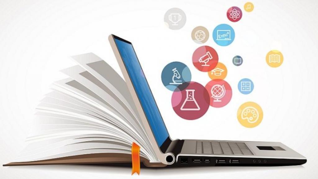 Bilgisayar, kitap, eğitim