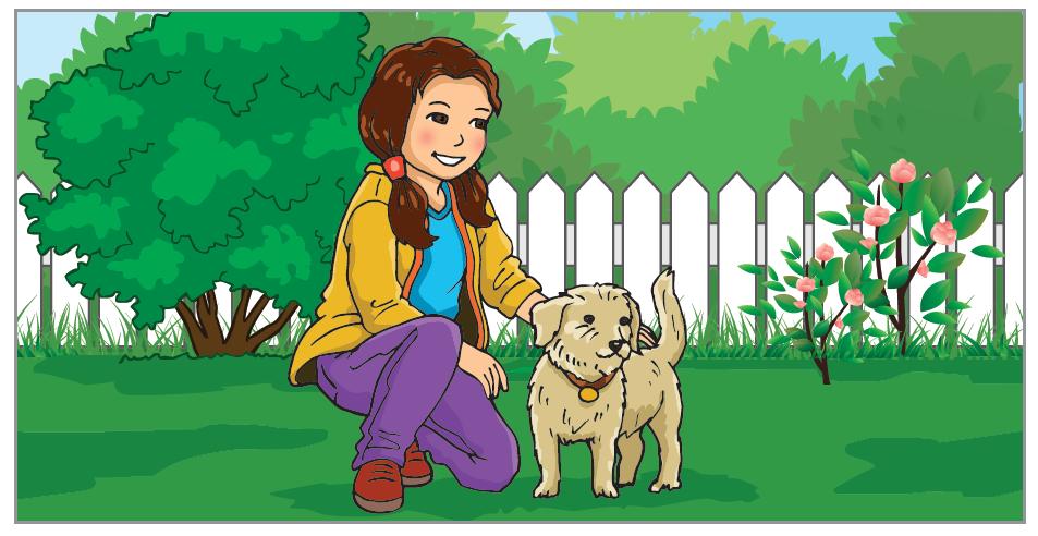 Nazlının köpeği